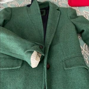 J.Crew Hacking blazer. Barely worn